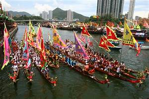 The Dragon Boat Festival - Rooted in Tradition - Swain ...