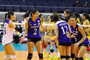 Ateneo takes solo lead in UAAP volley with straight-sets ...
