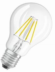 Werden Led Lampen Warm : led lamp filament 1055 lumen e27 fitting 8w ledvance osram 2700k warm wit ~ Markanthonyermac.com Haus und Dekorationen