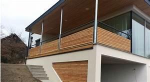 Bretter Für Balkongeländer : balkongel nder alu holz balkone balkon pinterest ~ Markanthonyermac.com Haus und Dekorationen