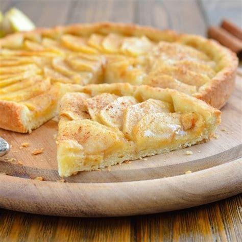 recette tarte aux pommes 224 la cannelle facile rapide