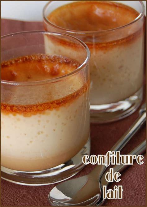petit dessert 224 la confiture de lait les carnets de miss diane