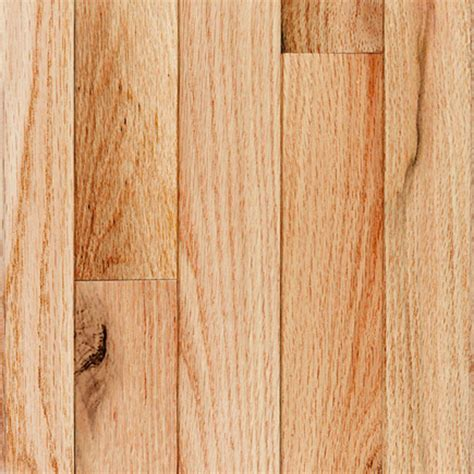 Millstead Red Oak Natural 34 In Thick X 4 In Width X