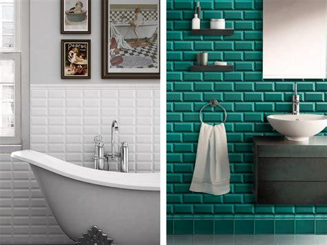 15 salles de bains avec du carrelage m 233 tro joli place