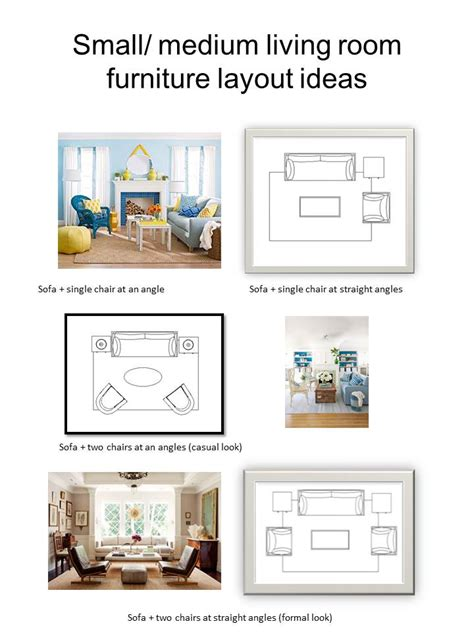 Vered Rosen Design Living Room Seating Arrangements