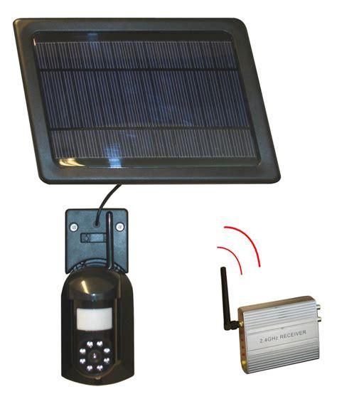 de surveillance sans fil solaire guard tronic gtw1c sol achat vente maison surveillance pri