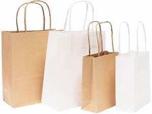 Kleine Papiertüten Kaufen : folia papiert ten mit gedrehtem papiertragegriff kaufen modulor ~ Markanthonyermac.com Haus und Dekorationen