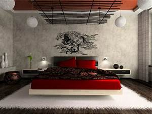Schlafzimmer Ideen Gestaltung : schlafzimmerwand gestalten 40 wundersch ne vorschl ge ~ Markanthonyermac.com Haus und Dekorationen