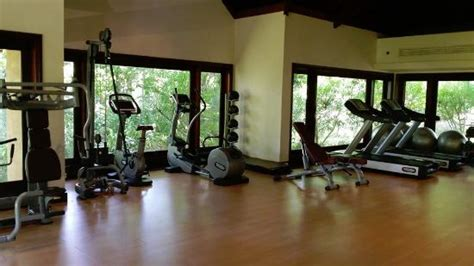 salle de sport photo de shanti maurice a nira resort