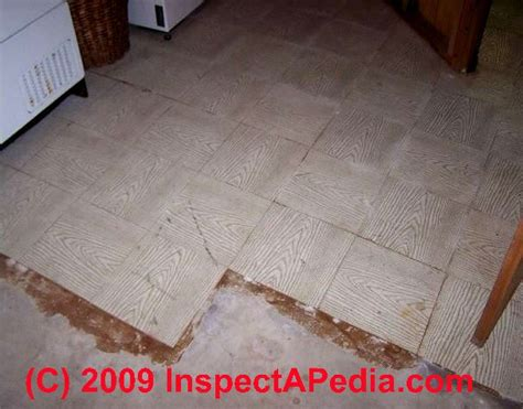 Covering Asbestos Floor Tiles With Hardwood by How To Identify Asbestos Floor Tiles Or Asbestos