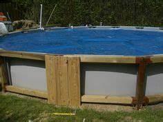 Stahlwandpool In Erde Einlassen : how to build an above ground pool deck part 1of 3 ground pools decking and backyard ~ Markanthonyermac.com Haus und Dekorationen