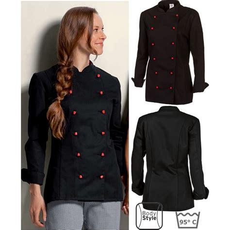 veste cuisine broderie veste cuisine 脿 personnaliser veste de cuisine le chef