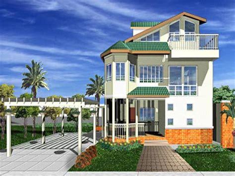 Beach House : Modern House Plans In Uganda