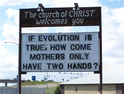 Funny (or Not) Church Signs