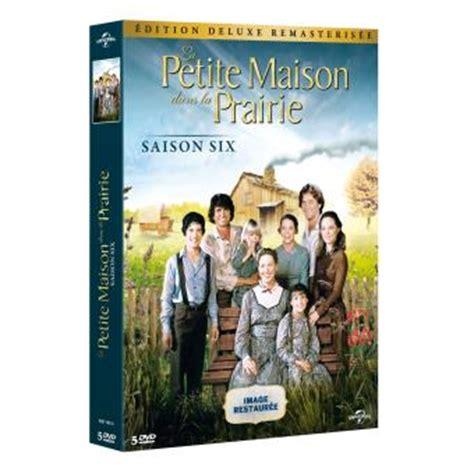 la maison dans la prairie coffret int 233 gral de la saison 6 coffret dvd dvd zone 2