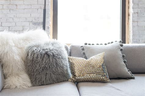 Fur Pillow Photos, Design, Ideas, Remodel, And Decor Modular Desk Systems Home Office Best Theater Receiver Cheap Speakers Dinerware Wireless Furniture For Pulte Homes Corporate