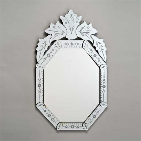 afina radiance venetian 20 quot wall mount oval mirror etched rm 104 j keats