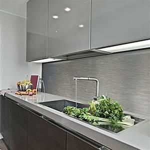 Alternative Fliesenspiegel Küche : alternative zu fliesen k chenspiegel aus glas edelstahl hpl ~ Markanthonyermac.com Haus und Dekorationen