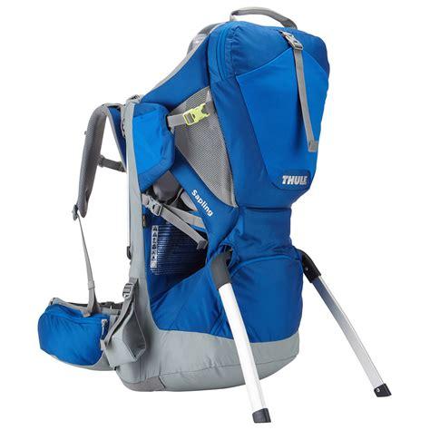 thule sapling kindertrage sac 224 dos porte b 233 b 233 livraison gratuite alpiniste fr