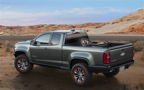 2019 Chevy Colorado Changes, Specs, Redesign And Release