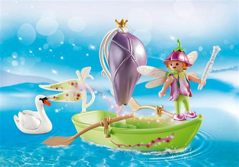 Fairy On Boat by Fairy Boat Carry Case 9105 Playmobil 174 Usa