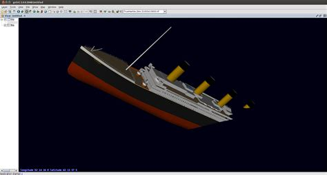 Titanic Sinking Animation 3d by Pin Titanic 3d Animated Reconstruction Of How Sank