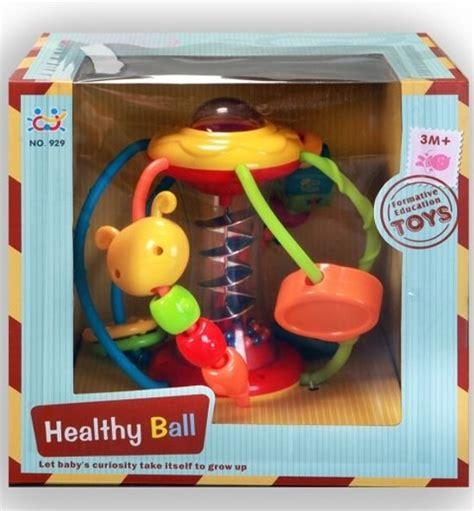 Speelgoed Bol by Bol Speelgoed Baby Rammelaar Bal