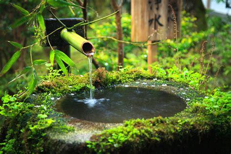 installer une fontaine de jardin
