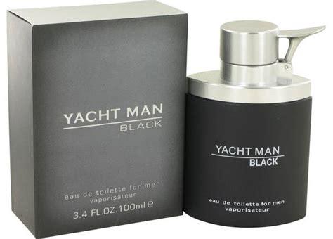 Yacht Man by Yacht Man Black Edt The Perfume Shop