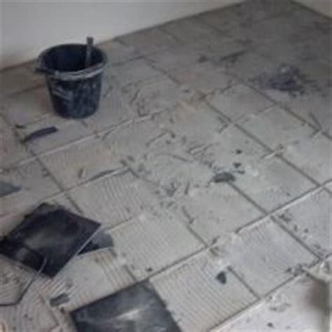 tile removal tiling