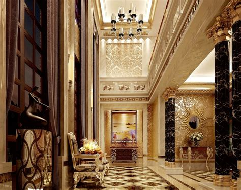 3d design is out our palace hotel corridor design luxury palace style 3d house free