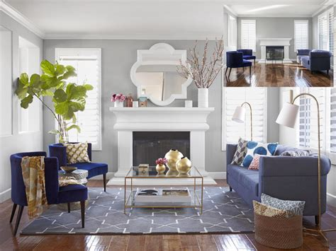 A Mother's Day Living Room Makeover