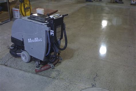 concrete polishing system tomcat commercial floor cleaning equipment