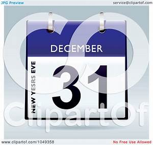Royalty-Free (RF) Clip Art Illustration of a 3d New Years ...