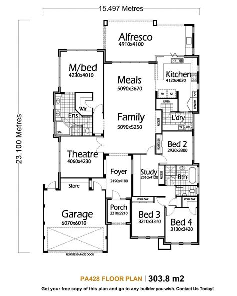 photos and inspiration storey house floor plans metal building homes floor plans single storey house plans