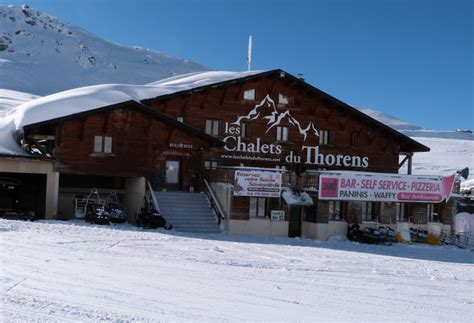 val thorens mountain restaurants