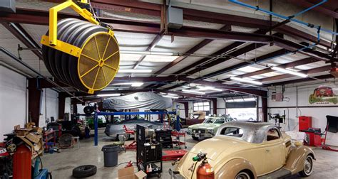 Gas Monkey Garage® Uses Large Portable Fans & Ceiling Fans