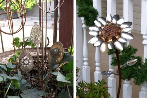 diy recycled outdoor decor outdoortheme