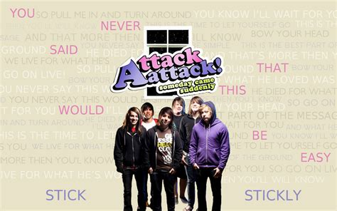 Attack Attack Background By Museign On Deviantart