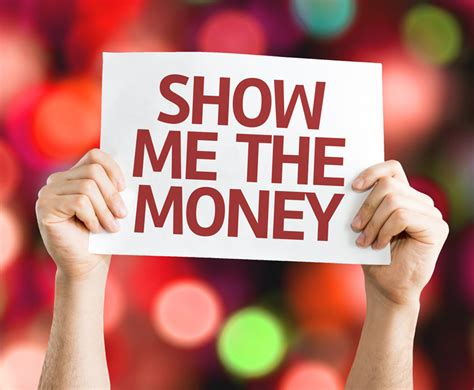 Show Me The Money Okp