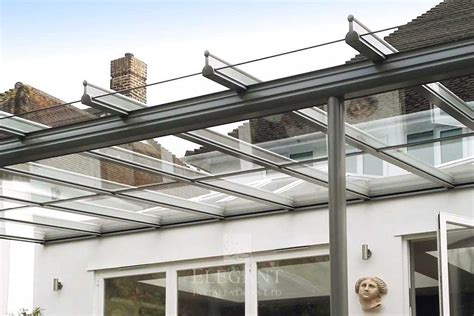 glass verandas rooms with front overhang roof