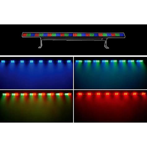 Chauvet Dj Colorstrip Fourchannel Dmx512 Led Linear Wash