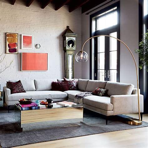 25 best ideas about overarching floor l on west elm floor l floor
