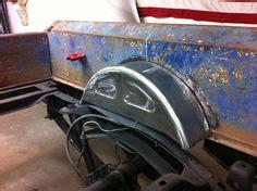 Boat Trailer Inner Fender Wells 1000 images about 52 chev build on pinterest metallic