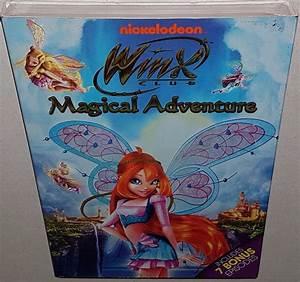 Winx Club Magical Adventure 2013 Brand NEW Sealed Region 1 ...