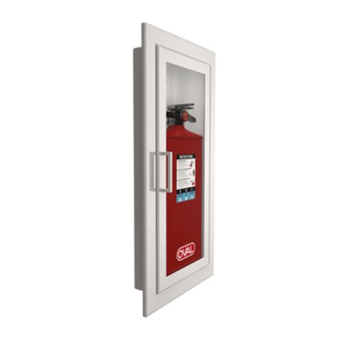 extinguisher cabinet two hour for oval brand