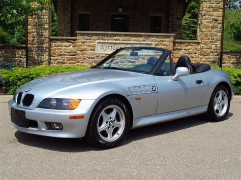Purchase Used 1996 Bmw Z3 Roadster Convertible, Nicest One
