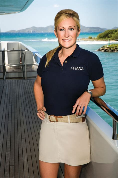 Sam S Boat Jobs by Yacht Stewardess Makes A Job Of Cruising In Style