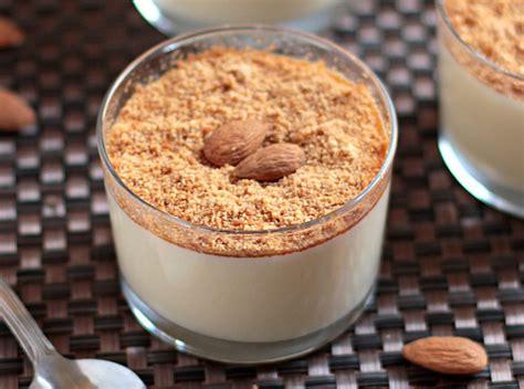 recette cr 232 me dessert au miel de savoie sans œufs best