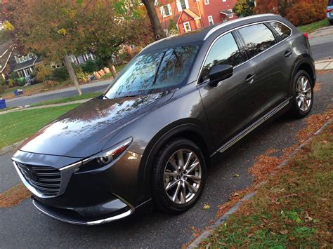 The Mazda Cx9 Is A Terrific, Stylish Family Suv With